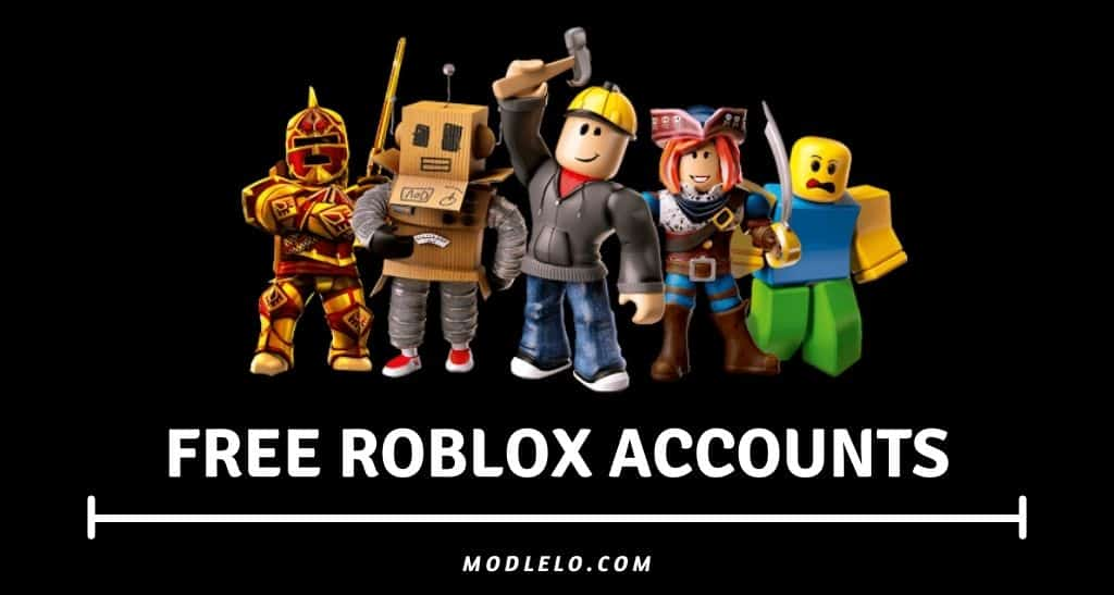Free Roblox Accounts (Daily Updated) July 2021