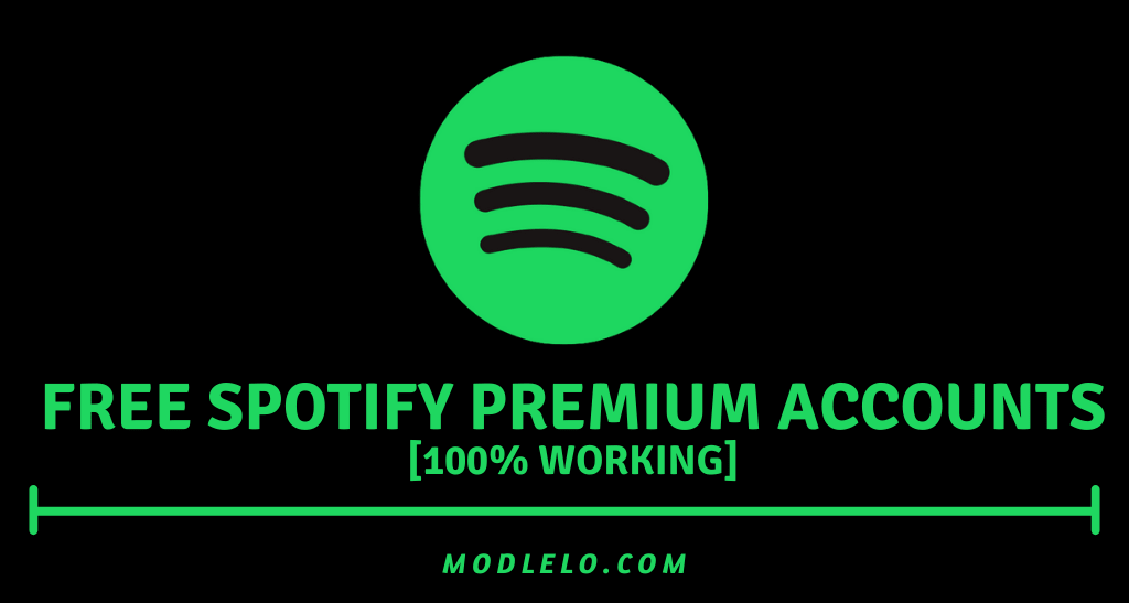Free Spotify Premium Accounts (Today Updated)