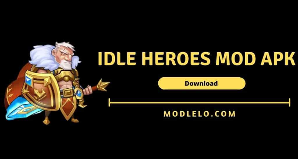 Idle Heroes Mod Apk v1.26.0 (Vip 13/ Unlimited Money) For Free